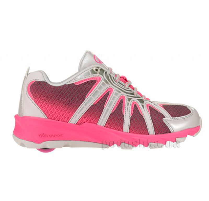 Роликовые кроссовки Sonar Heelys розовые