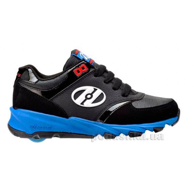 Роликовые кроссовки Surge Heelys черные
