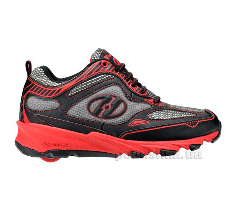 Роликовые кроссовки Swift Heelys красные