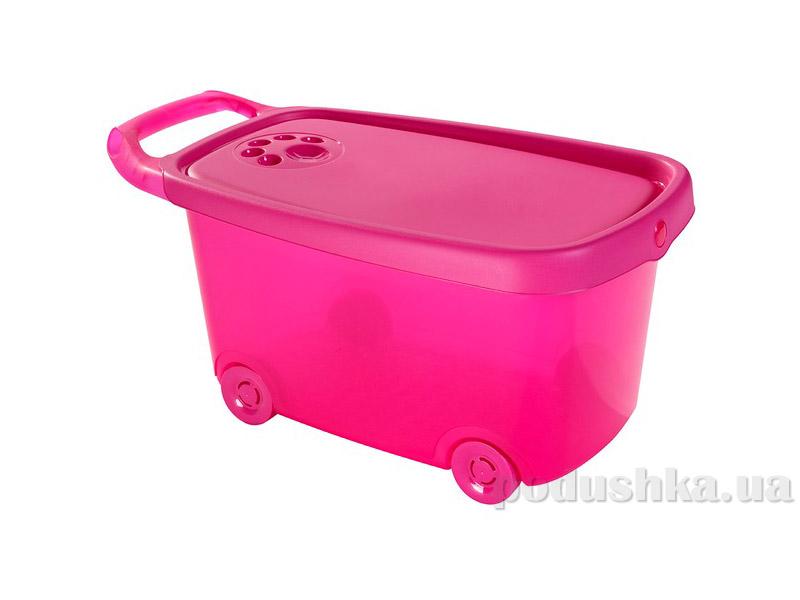 Роллер Curver 04170 розовый