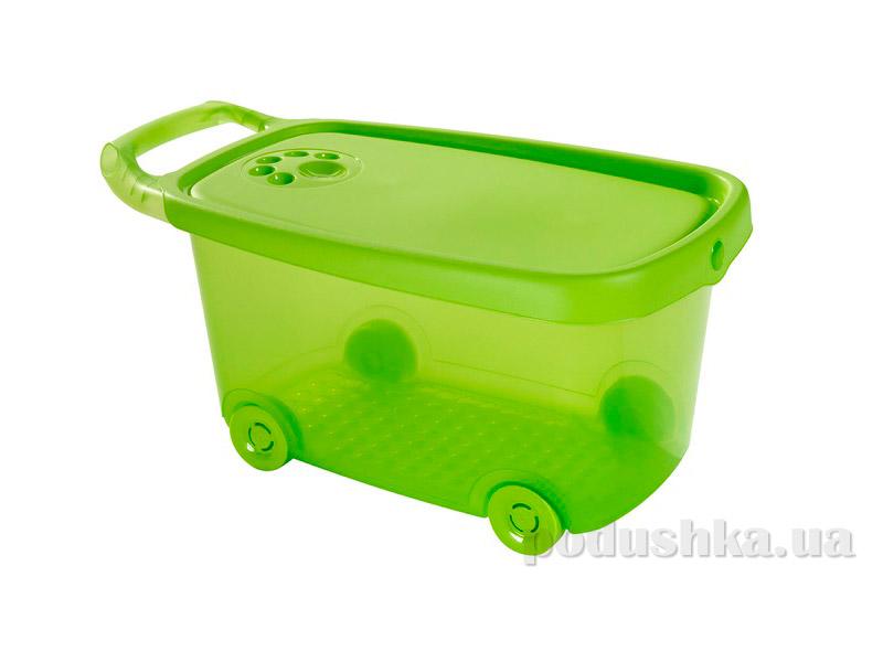 Роллер Curver 04170 зеленый