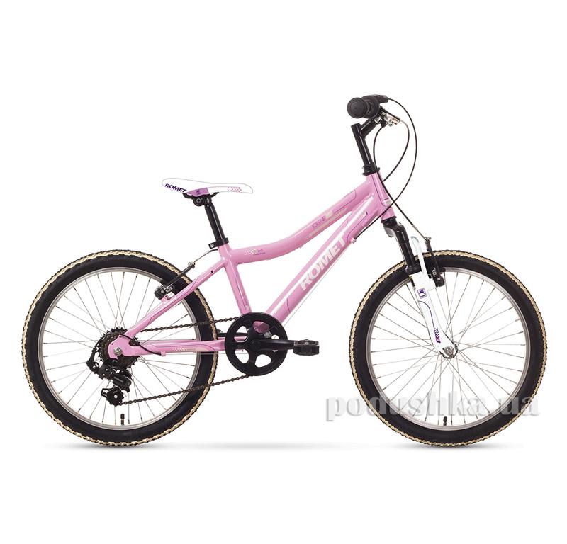 Romet Jolene Kid 20 розовый полуматовый 1520017