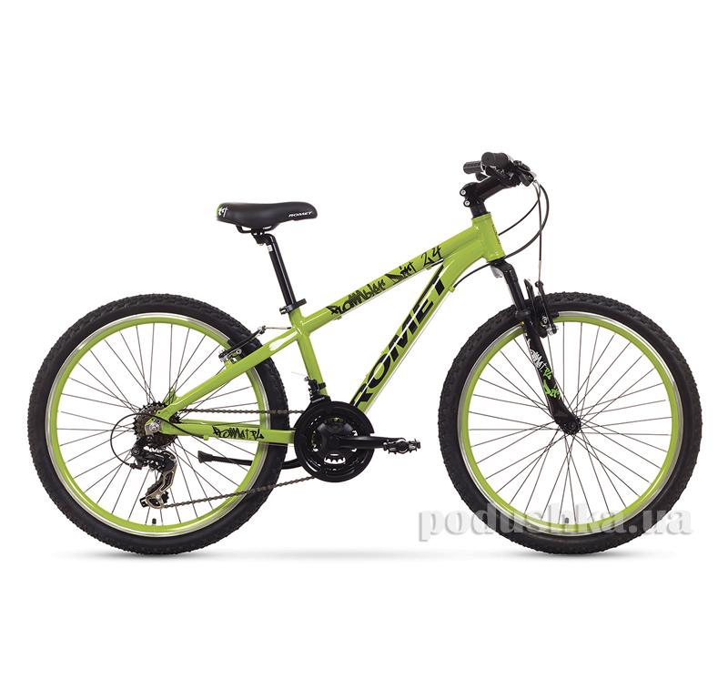 Romet Rambler Dirt 24 зелено-черный 1524024