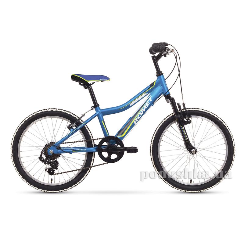 Romet Rambler Kid 20 голубой матовый 1520020
