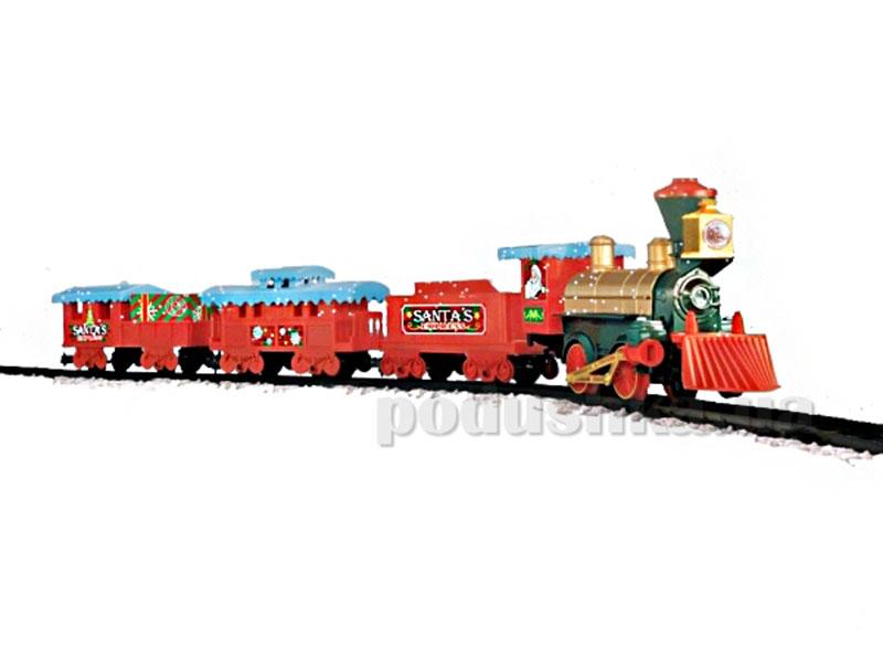 Рождественский поезд Ez-Tec