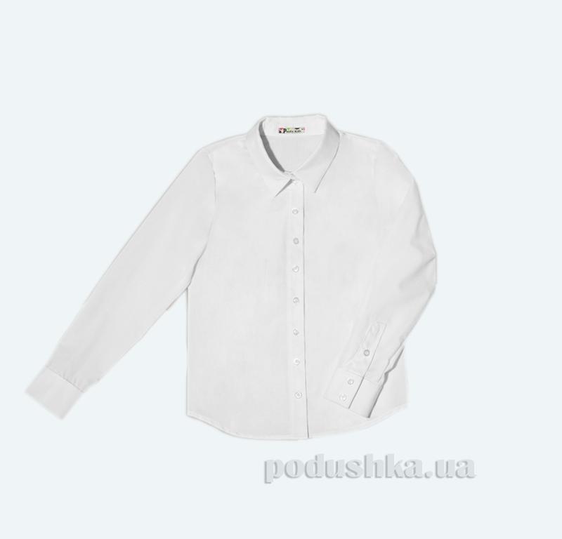 Рубашка белая Panda ПА-203040-14