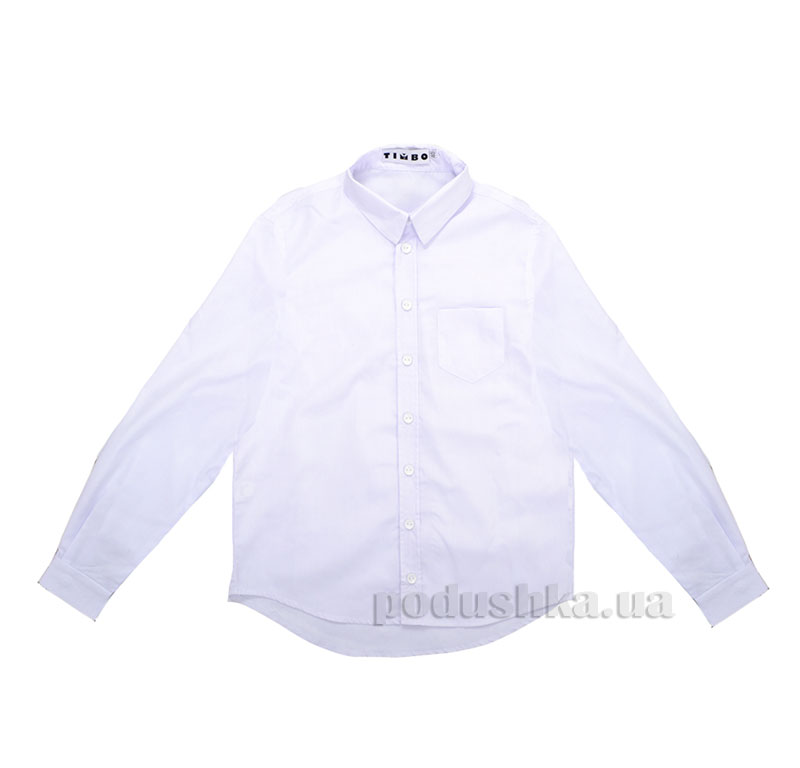 Рубашка для мальчика Oscar Timbo R025841 белый