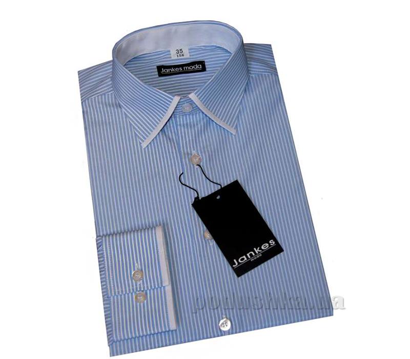 Рубашка для мальчика полосатая Jankes kt-rj00172