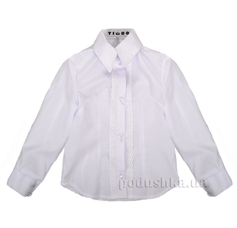 Рубашка France Timbo R010208 белая