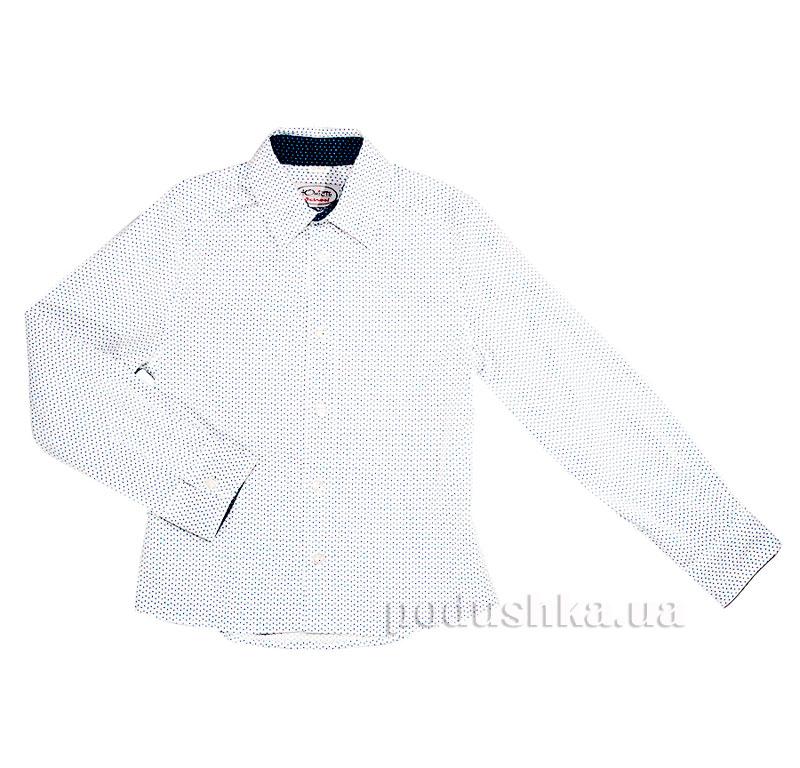 Рубашка подростковая Юность 307 со вставками
