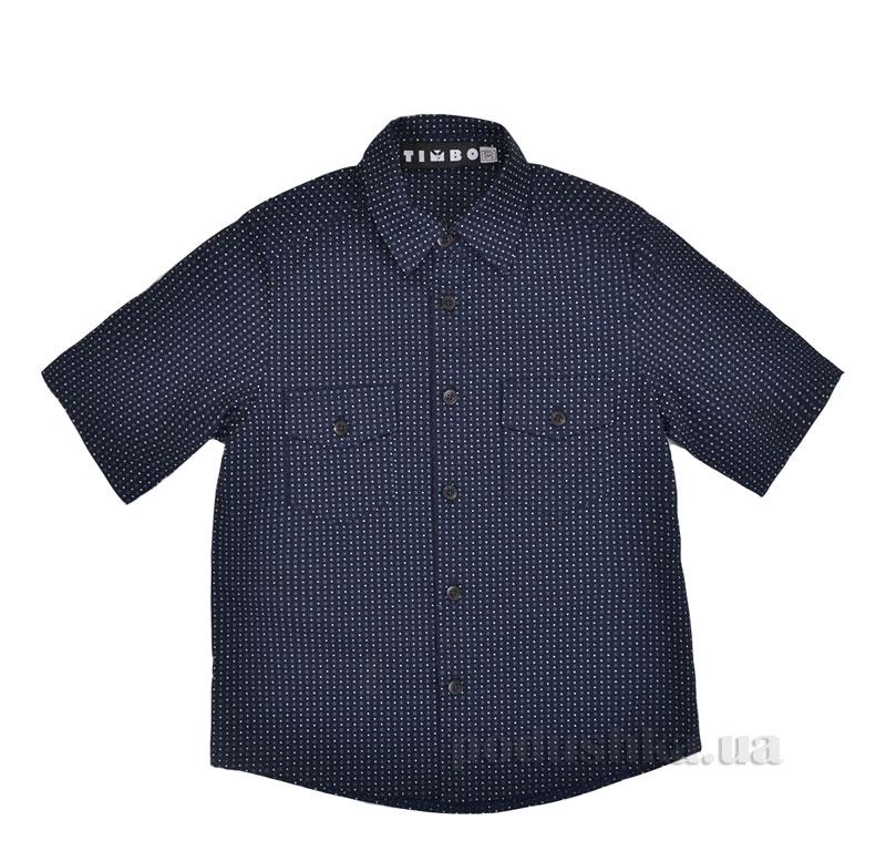 Рубашка с коротким рукавом Clark Timbo R010200 черная
