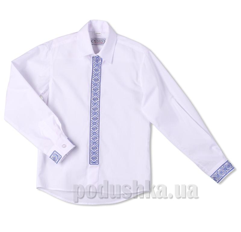 Рубашка с вышивкой для мальчика Юность 330