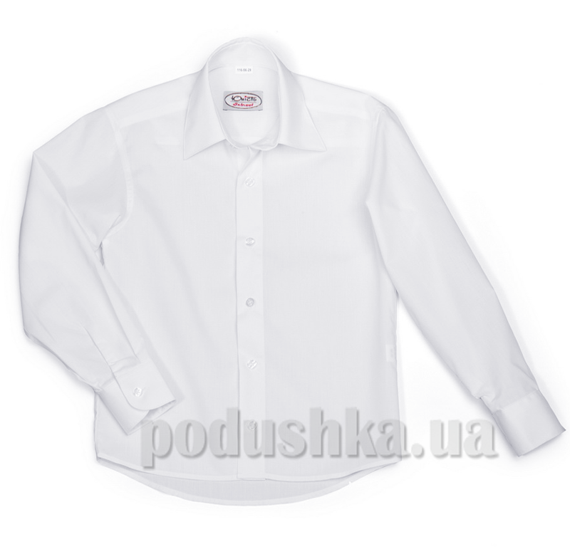 Рубашка школьная Юность 830 белая