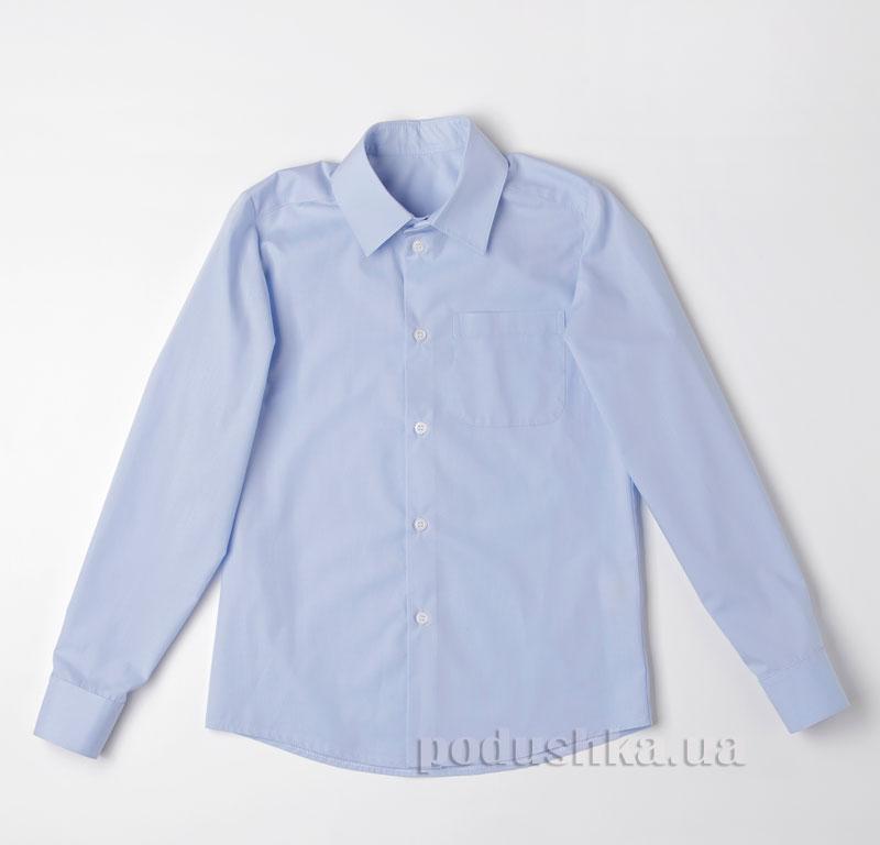 Рубашка спорт Промiнь ВД-0939 голубая