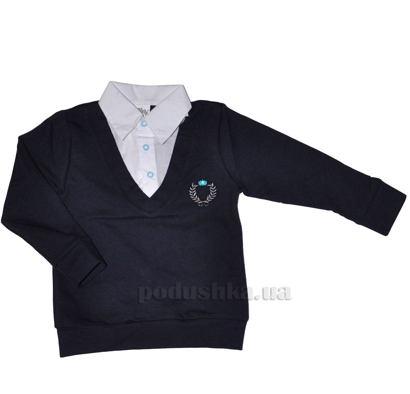 Рубашка-джемпер для мальчика Алиса 2410