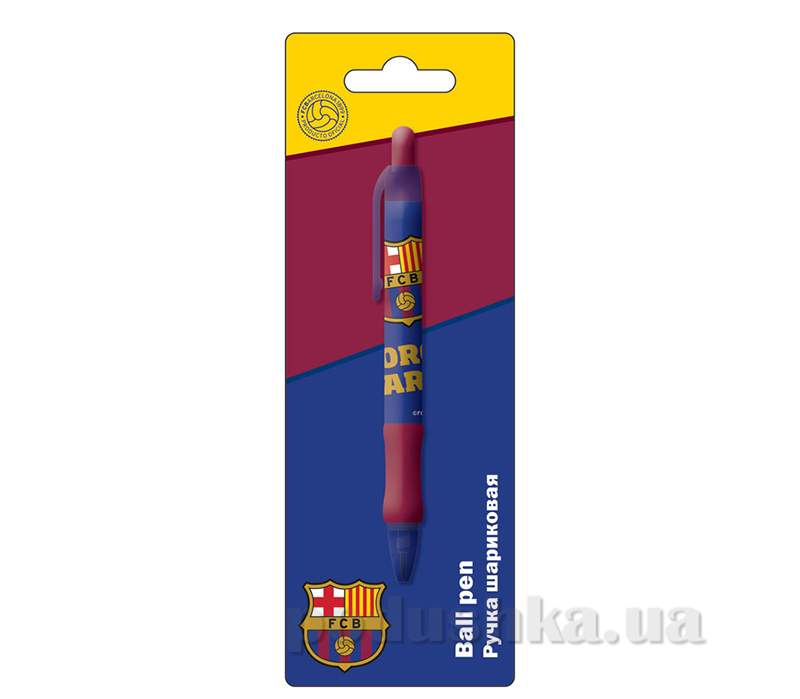 Ручка шариковая Barcelona FC BNAB-US1-119-BL1