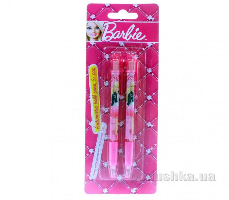 Ручки автоматические шариковые Barbie BRAB-US1-116-BL2