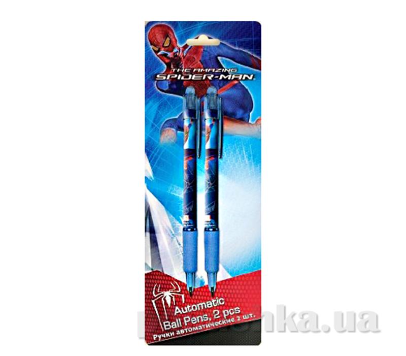 Ручки автоматические шариковые Spider-man SM4U-12S-116-BL2