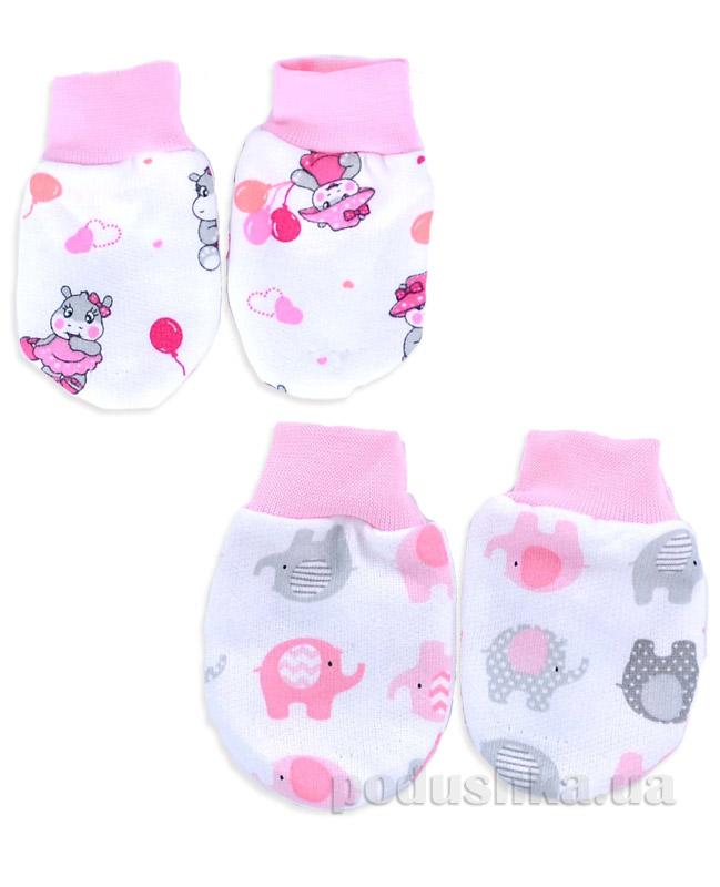 Рукавички для малышей Татошка 122011 с животными