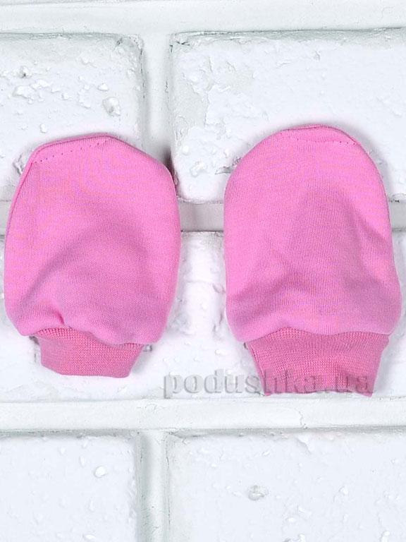 Рукавички для малышей Татошка 129011 фуксия
