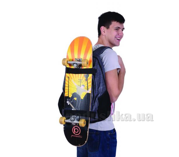 Многофункциональный рюкзак ТМ Акварель Pulse X20344 с креплением для скейта