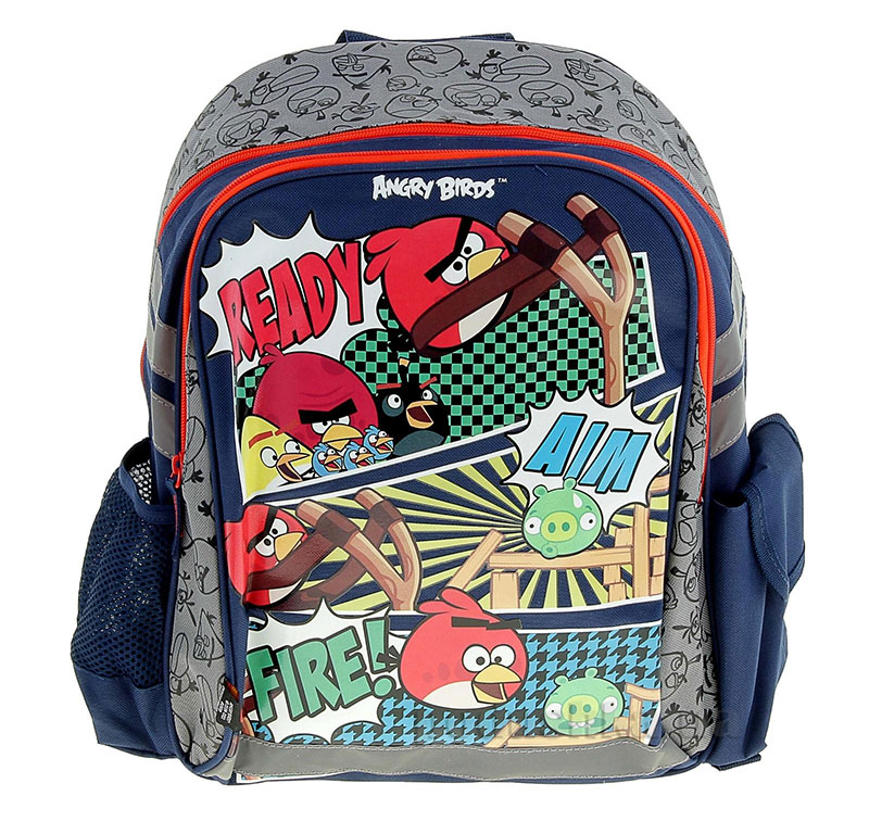 Рюкзак Angry Birds ABBB-UT1-977 Kinderline