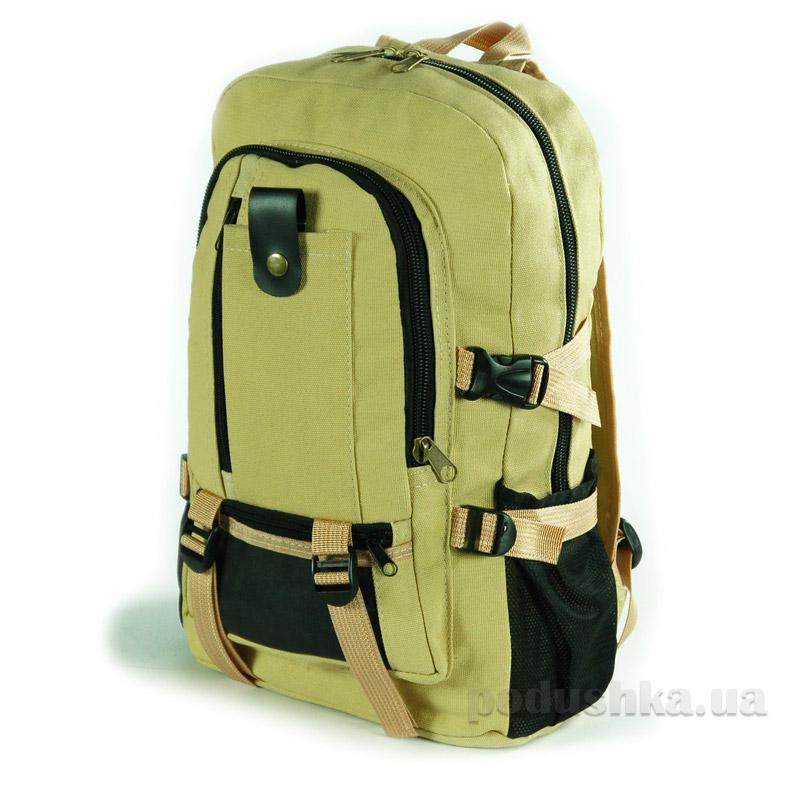 Рюкзак бежевый Traum 7020-01