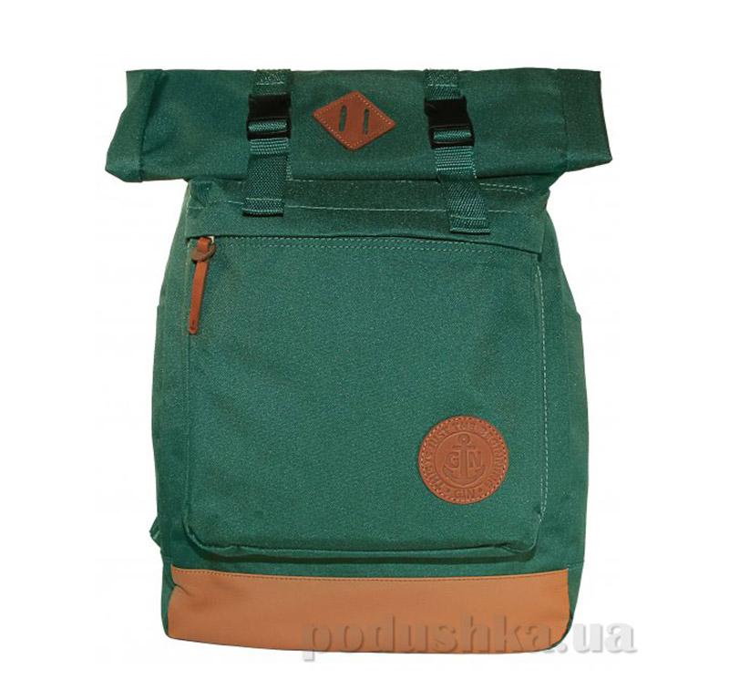 Рюкзак для города Авиатор Gin зеленый