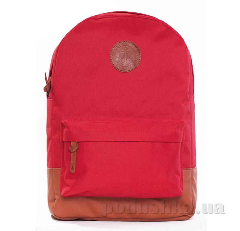 Рюкзак для города Бронкс Gin красный