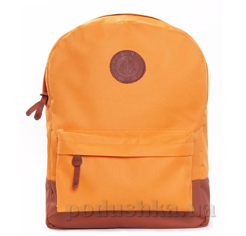 Рюкзак для города Бронкс Gin оранжевый