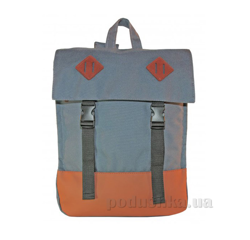 Рюкзак для города Кембридж Gin серый