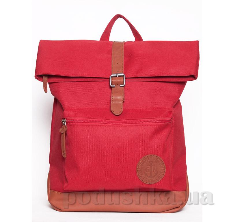 Рюкзак для города Лонг Айленд Gin красный