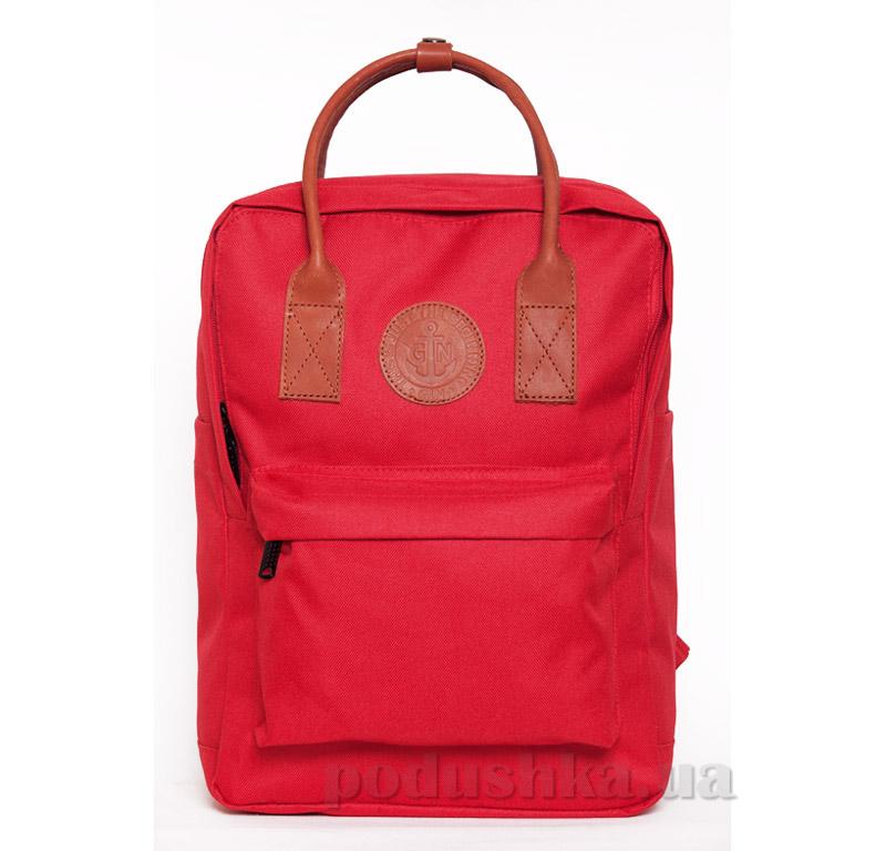 Рюкзак для города Том Коллинз Gin красный