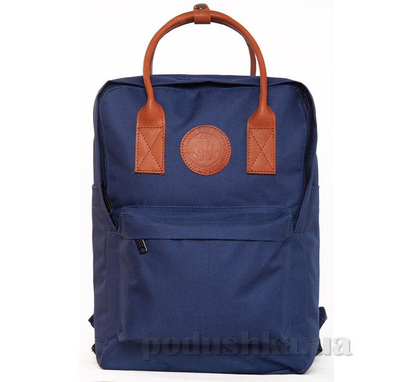 Рюкзак для города Том Коллинз Gin синий