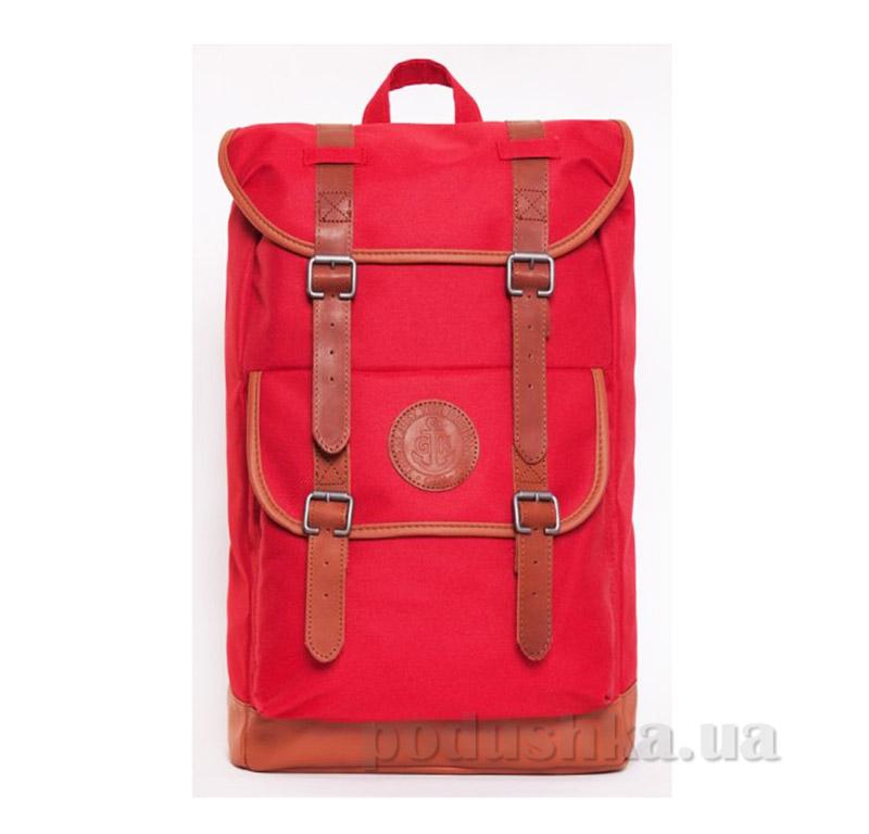 Рюкзак для города Веспер Gin красный