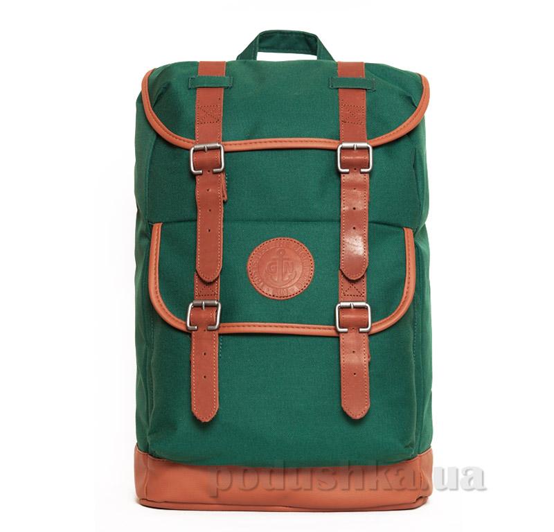 Рюкзак для города Веспер Gin зеленый