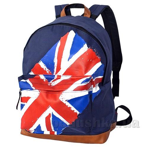 Рюкзак для ноутбука Derby Классика Британский флаг 0100607,02 синий