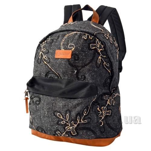 Рюкзак для ноутбука Derby Классика узор 0100598,08 серый