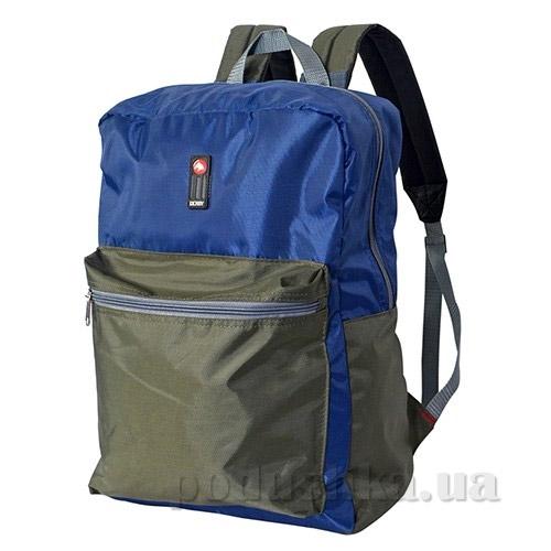 Рюкзак для ноутбука Derby Соло-420 0100605,12 хаки-синий