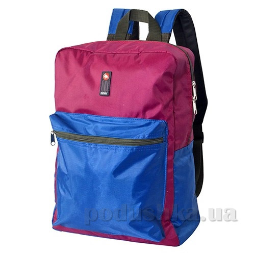 Рюкзак для ноутбука Derby Соло-420 0100605,21 синий-фуксия