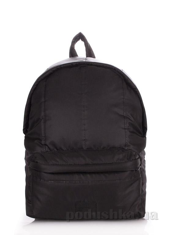 Рюкзак дутый Poolparty Puffy black