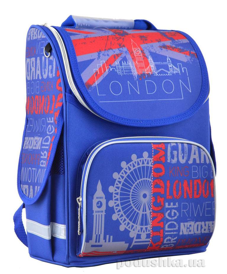 Рюкзак каркасный 1 Вересня PG-11 London 554525