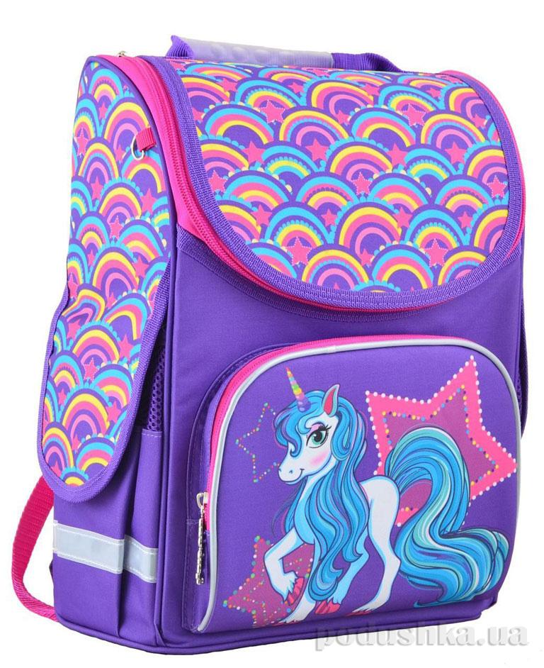 Рюкзак каркасный 1 Вересня PG-11 Unicorn 554451