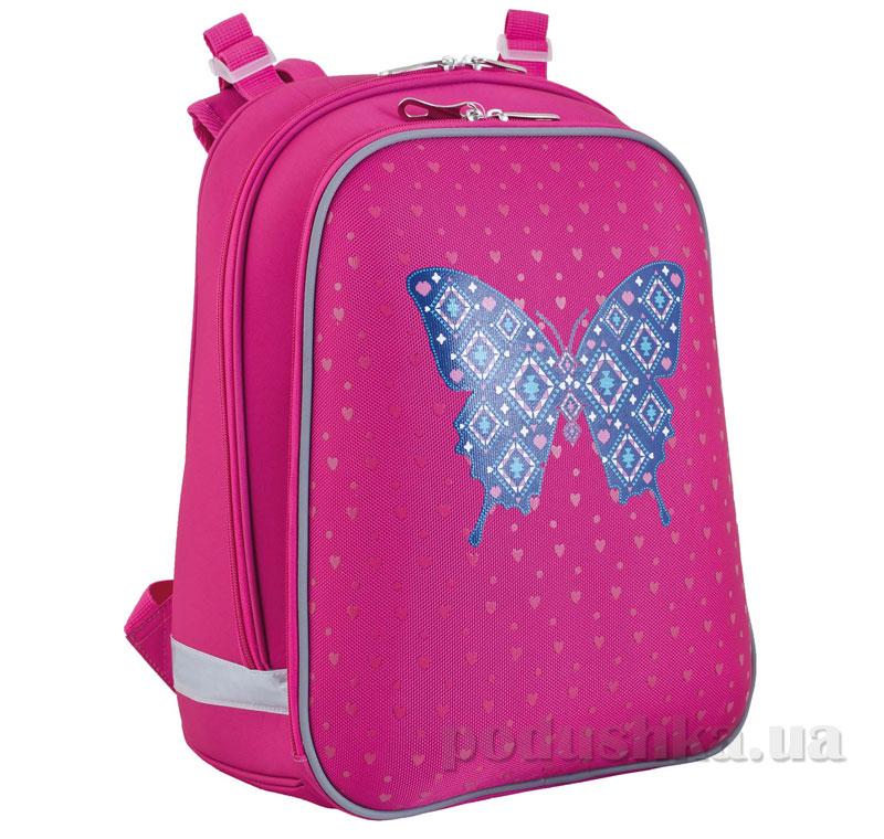 64f9bd15d1a8 Рюкзак каркасный 1 Вересня Shelby H-12 Centre butterfly 1-553395 ...