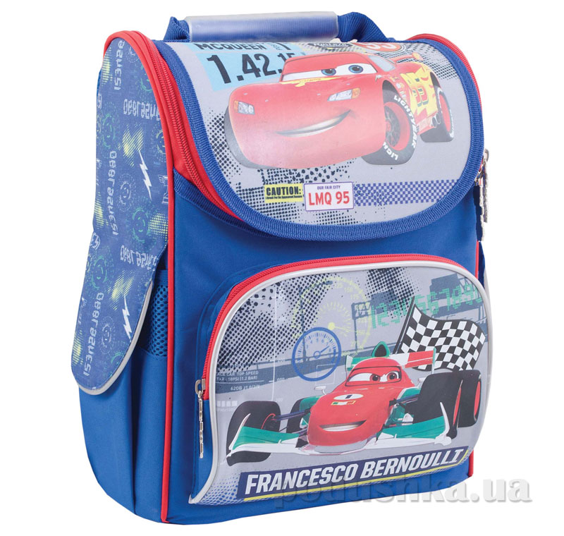 Рюкзак каркасный 1 Вересня Smart H-11 Cars 553306