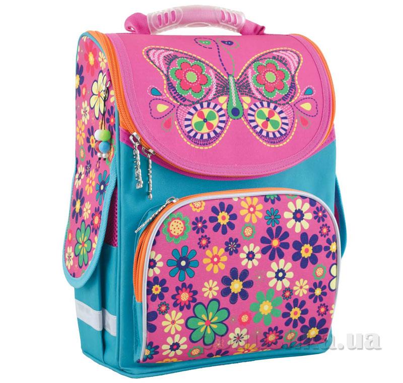 1b71fe14414c Рюкзак каркасный 1 Вересня Smart PG-11 Butterfly 1-553341 купить в ...