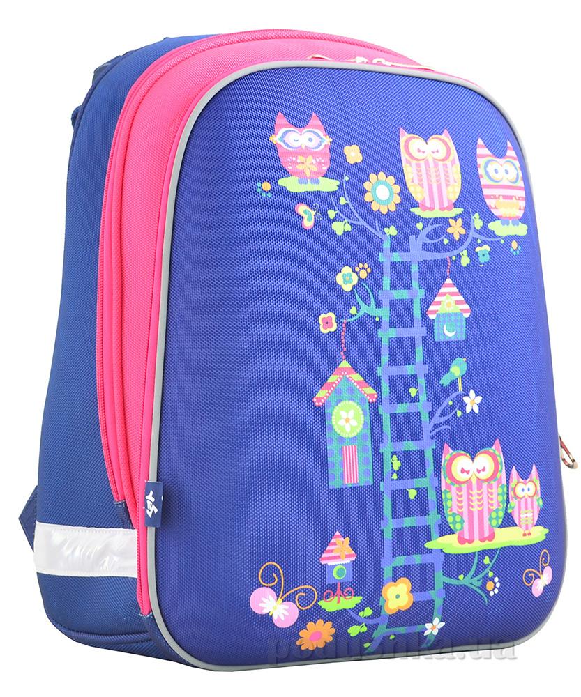 Рюкзак каркасный Yes H-12 Owl blue 554495