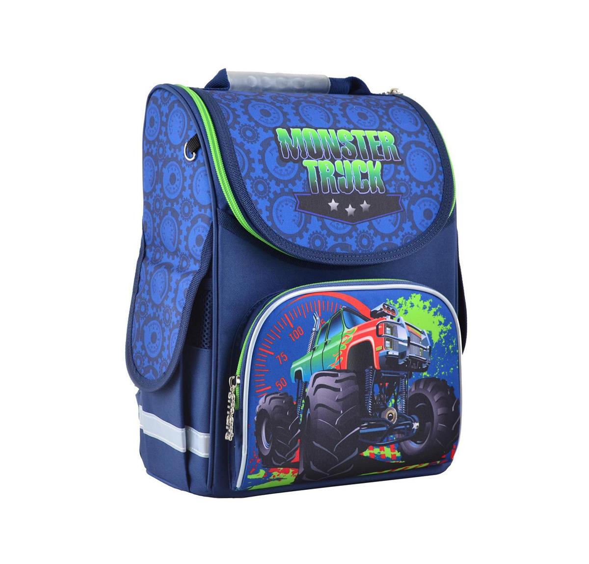 Рюкзак каркасный PG-11 Monster truck 554523