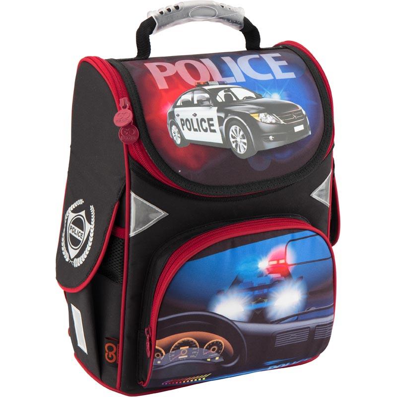 Рюкзак каркасный GoPack 5001S-11 GO18-5001S-11 черный