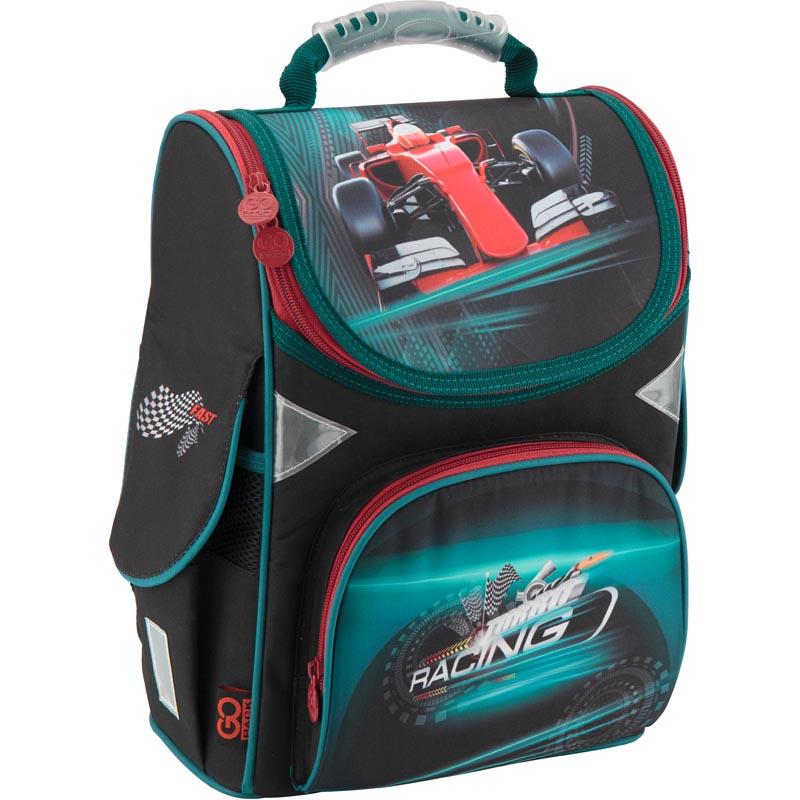 Рюкзак каркасный GoPack 5001S-14 GO18-5001S-14 черный